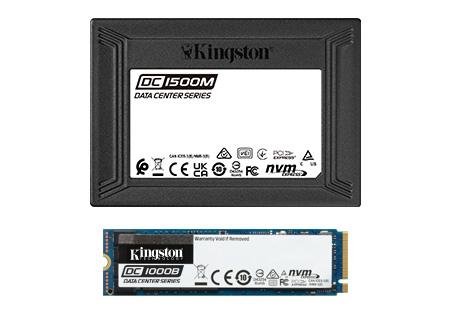 SSD Serveur DC1500M et DC1000B de Kingston