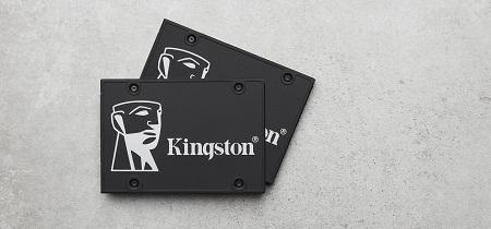"Un SSD SATA da 2,5"" in un laptop"