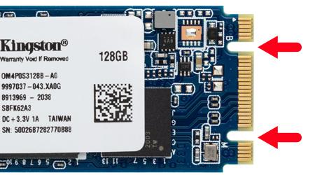 SATA M.2 SSD