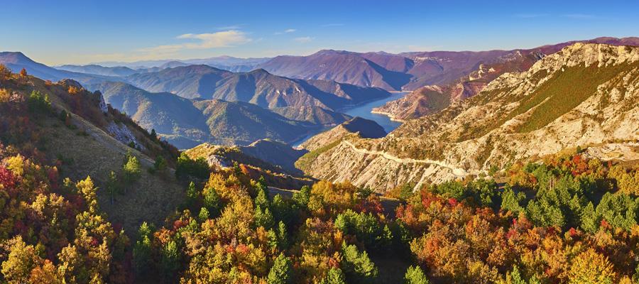 Landscape image in 4K