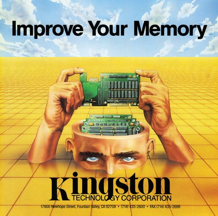 Kingston Redhead logo 1989