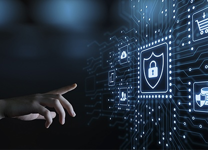 Data protection and Cyber Security on virtual interface