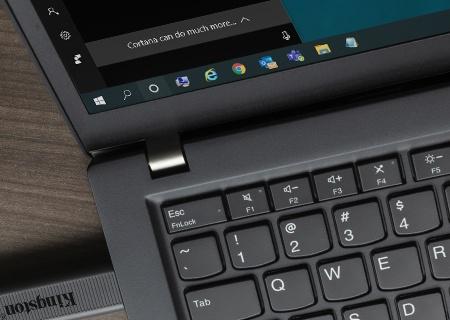 Cortana sur un écran surface pro