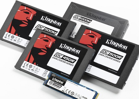 Kingston Enterprise SSDs