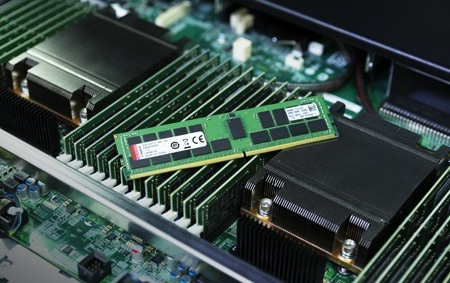 Server Memory – Tested and Certified DRAM for Data Centres
