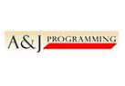logo aj programming