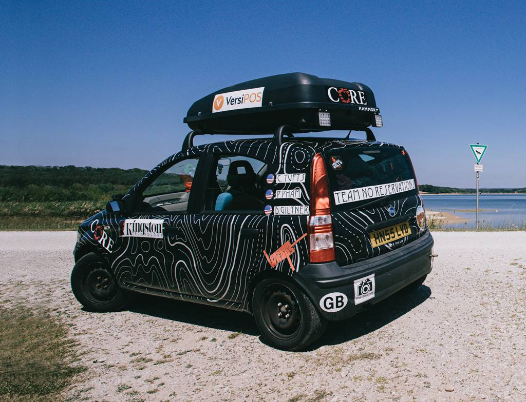 Team No Reservations Taking the Adventure of a Lifetime