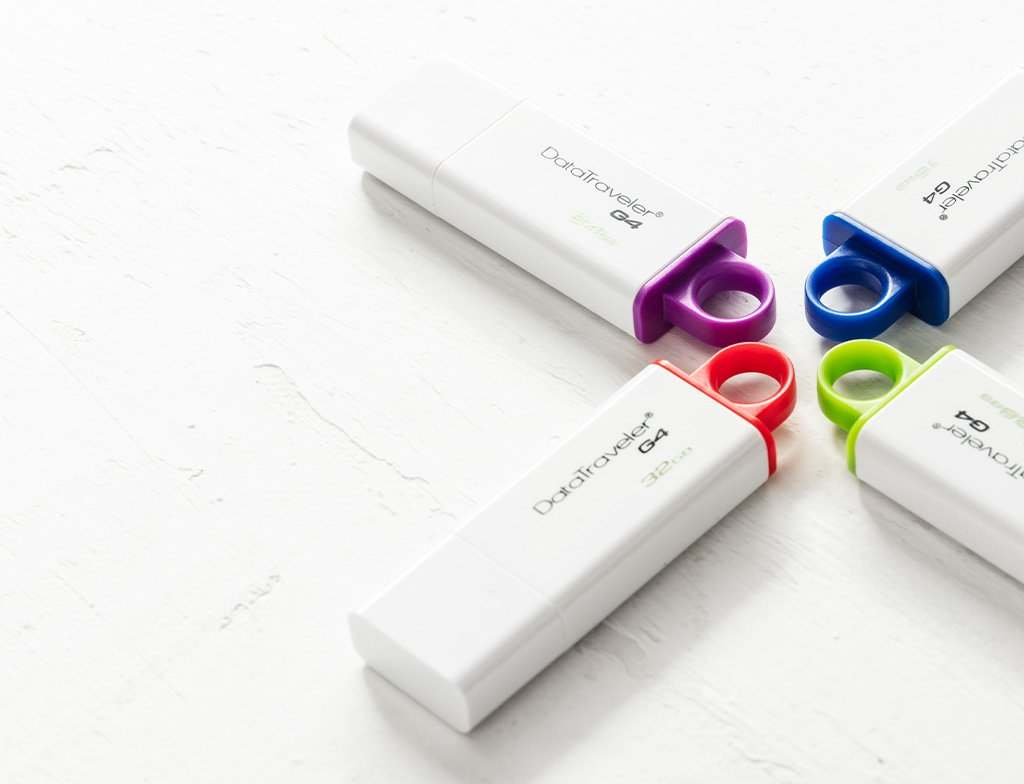 Usb Flash Drives For Consumers