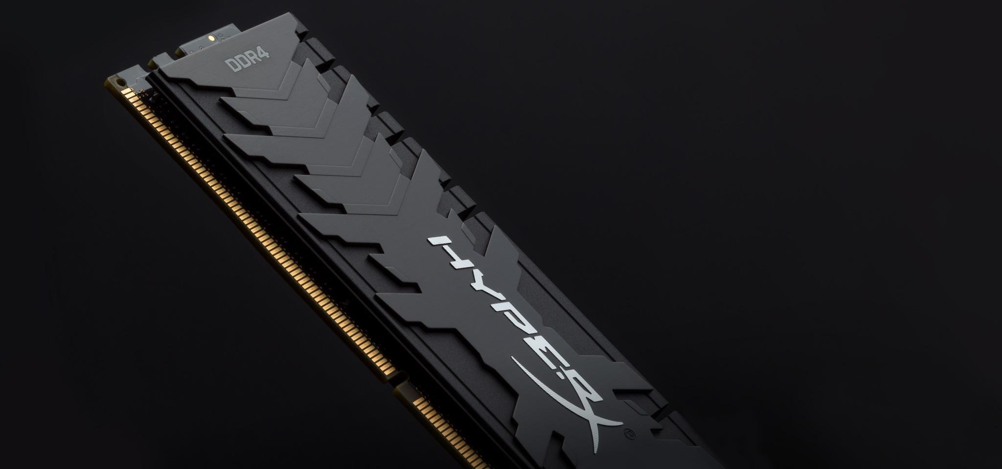 DDR4 HyperX Predator