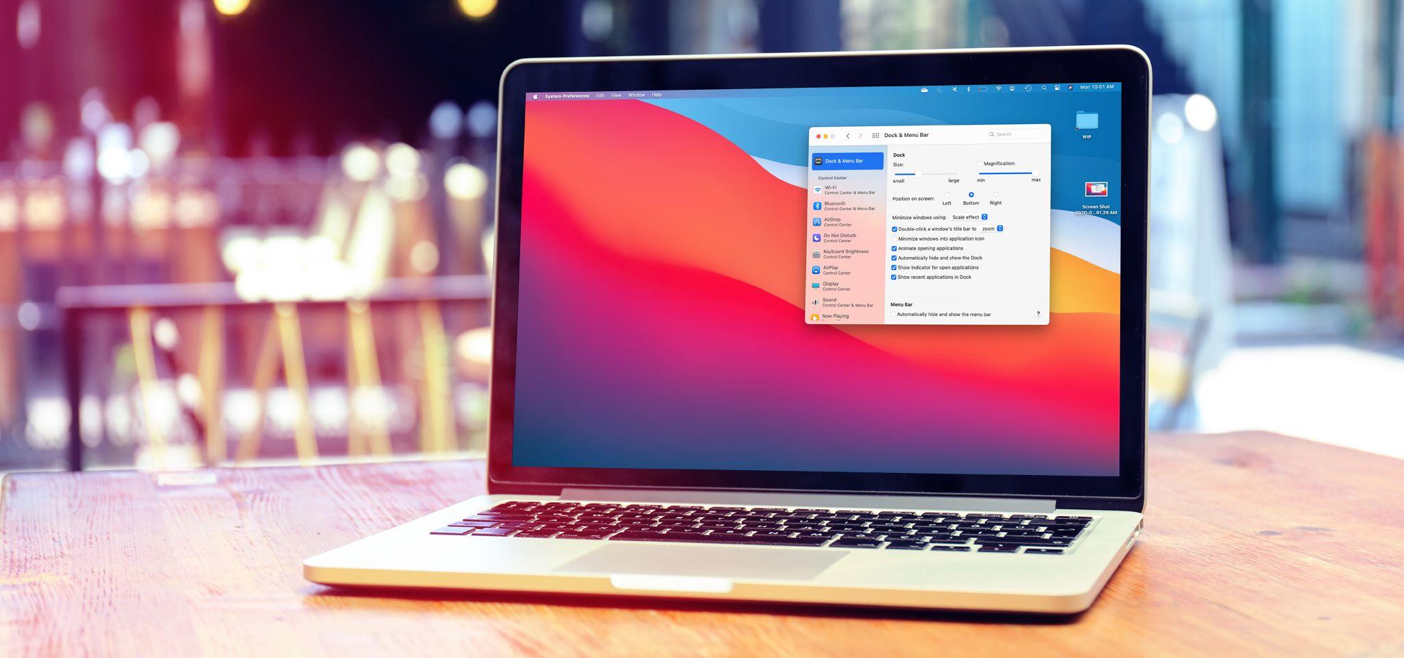 Mac의 속도를 높이는 6가지 방법