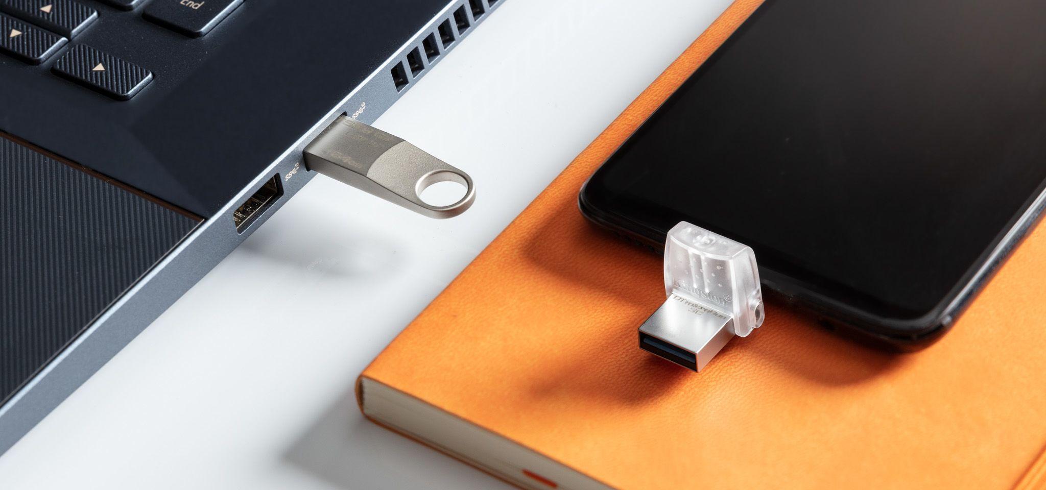 Jaka jest różnica między USB 3.1 Gen 1, Gen 2 i USB 3.2?