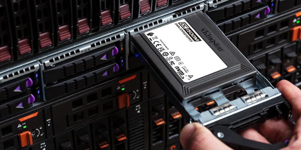 I vantaggi della tecnologia NVMe in ambito aziendale