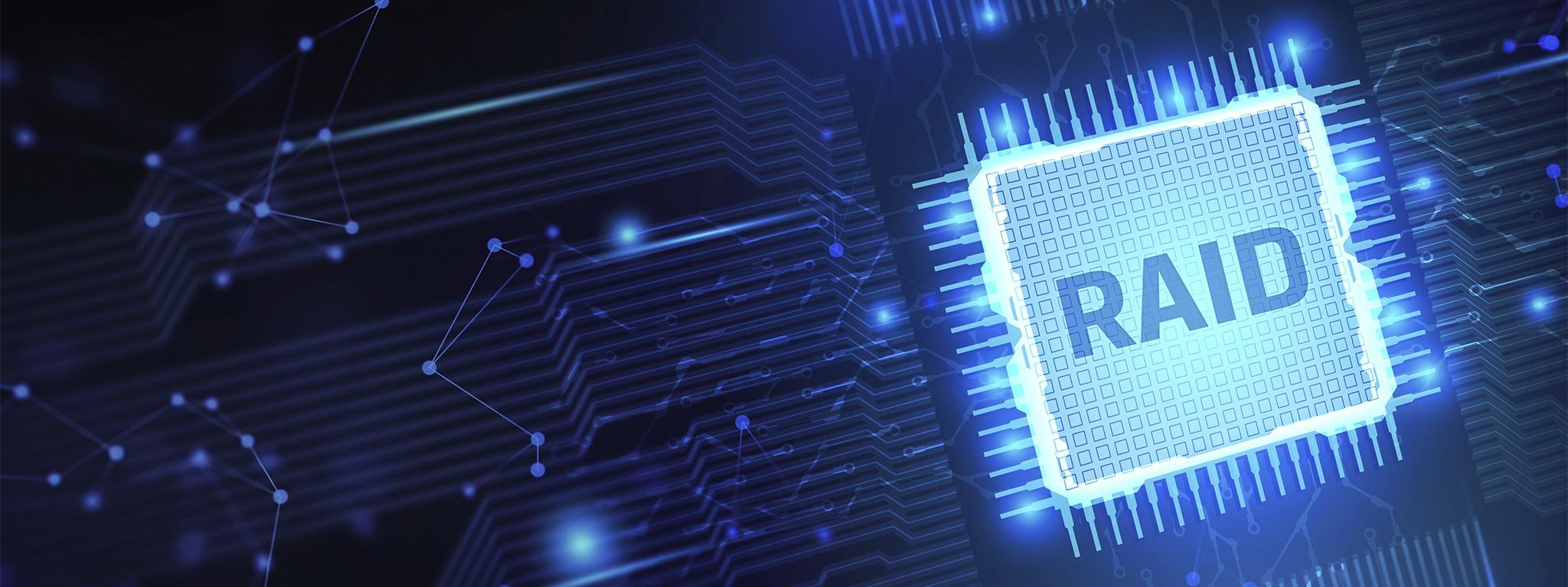 파란색 회로 연결선이 있는 마더보드의 마이크로칩에 대한 2D 그림