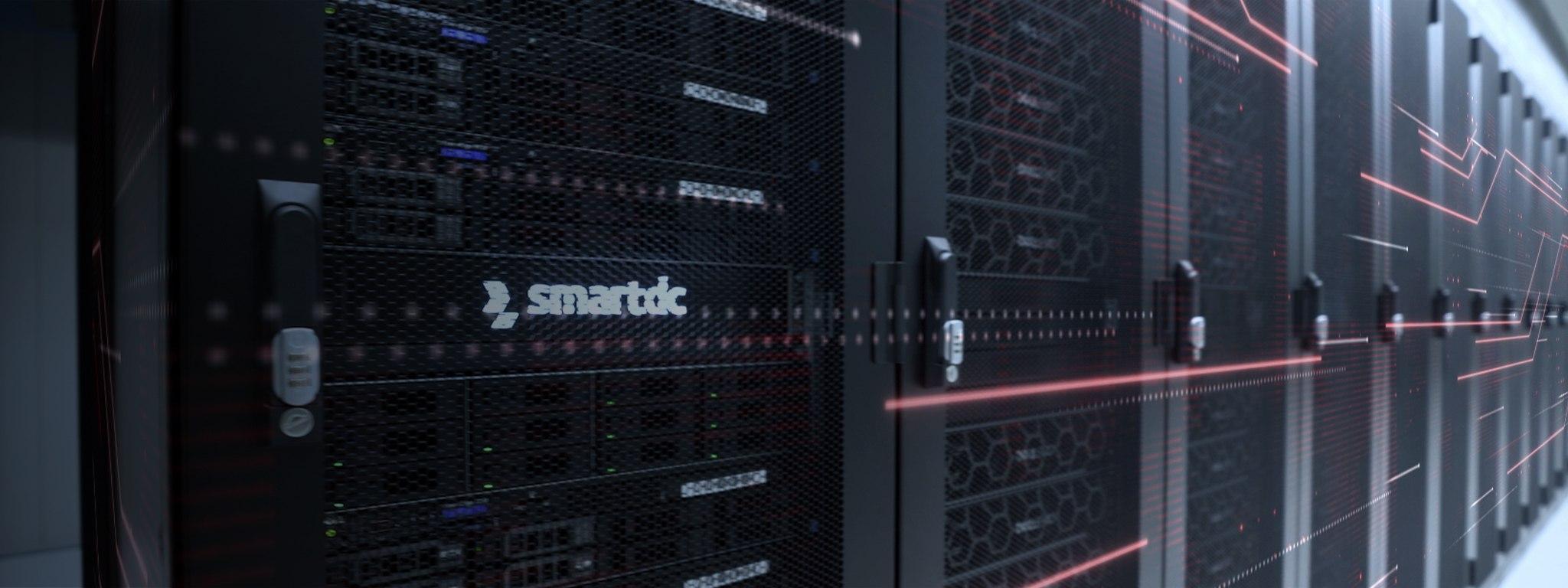i3D server room