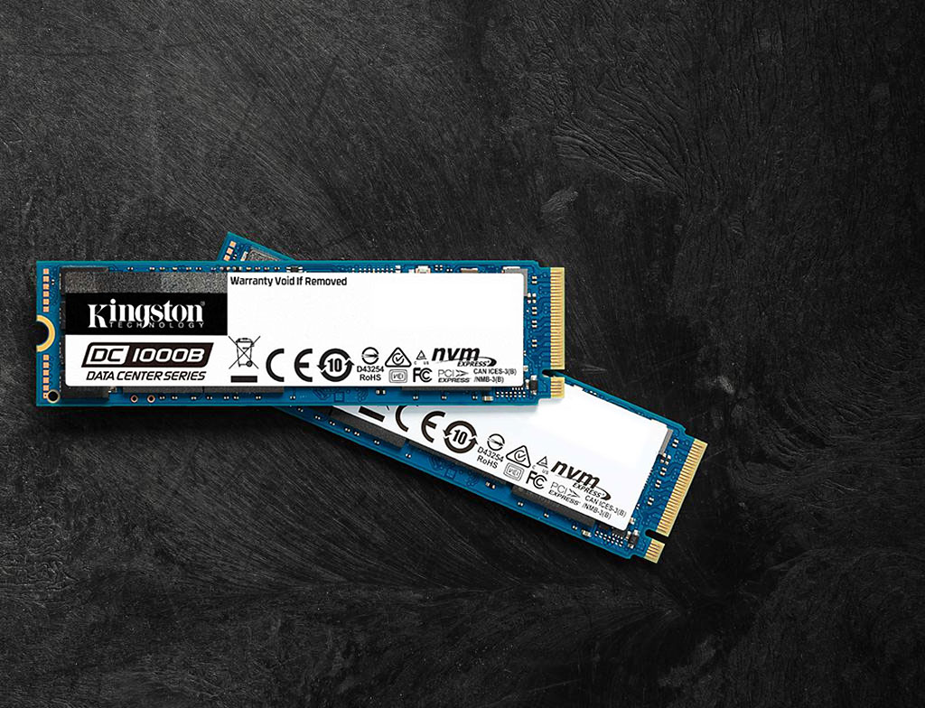 Data Center DC1000B M.2 NVMe Server Boot SSD