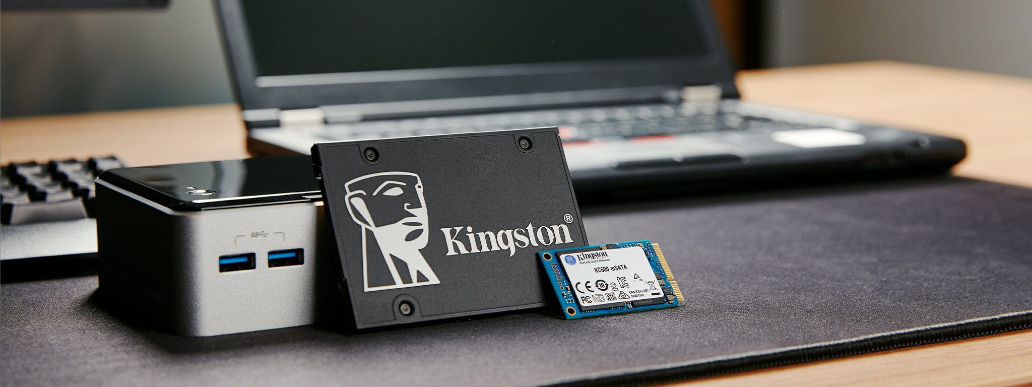"""KC600 2.5"""" SATA SSD"""