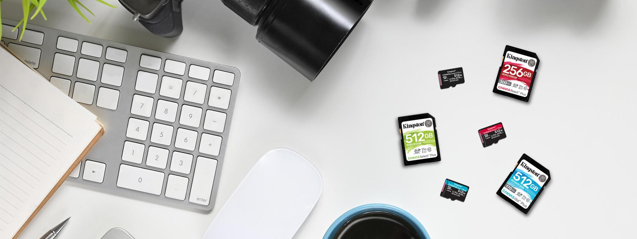 SD ve microSD Kart Türleri Kılavuzu