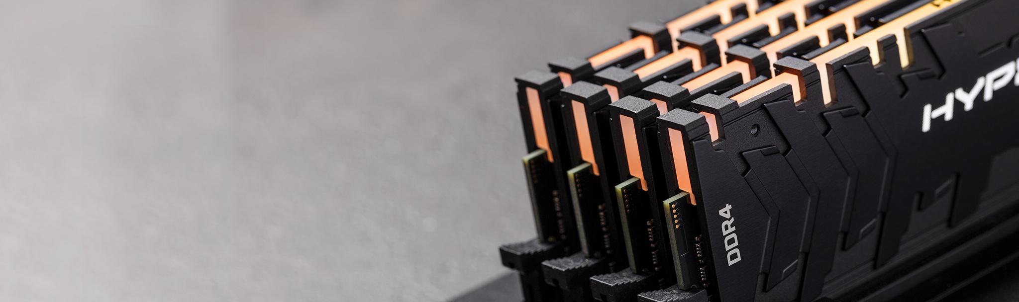 Fierce black aluminum heat spreader
