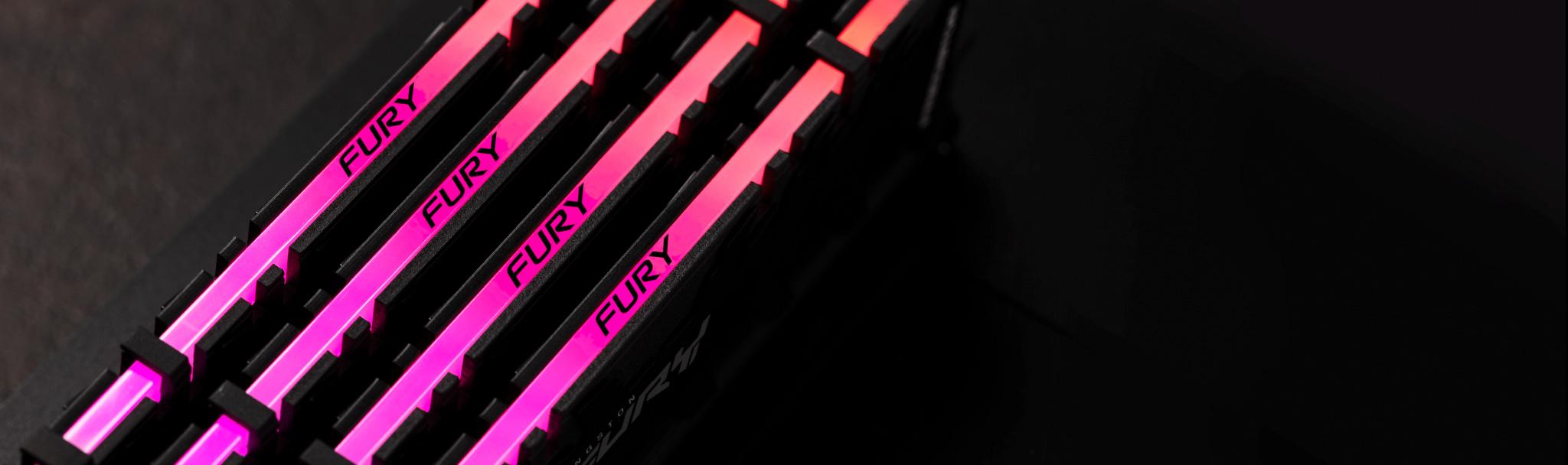 Kingston FURY Infrared Sync Technology™