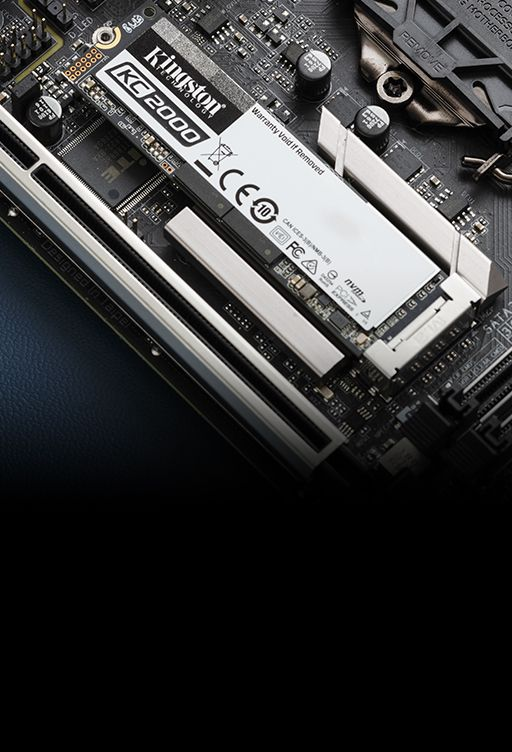 Incredible NVMe PCIe performance