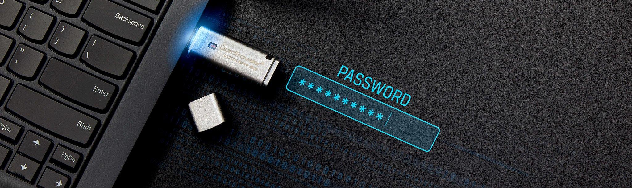 出色的密码保护