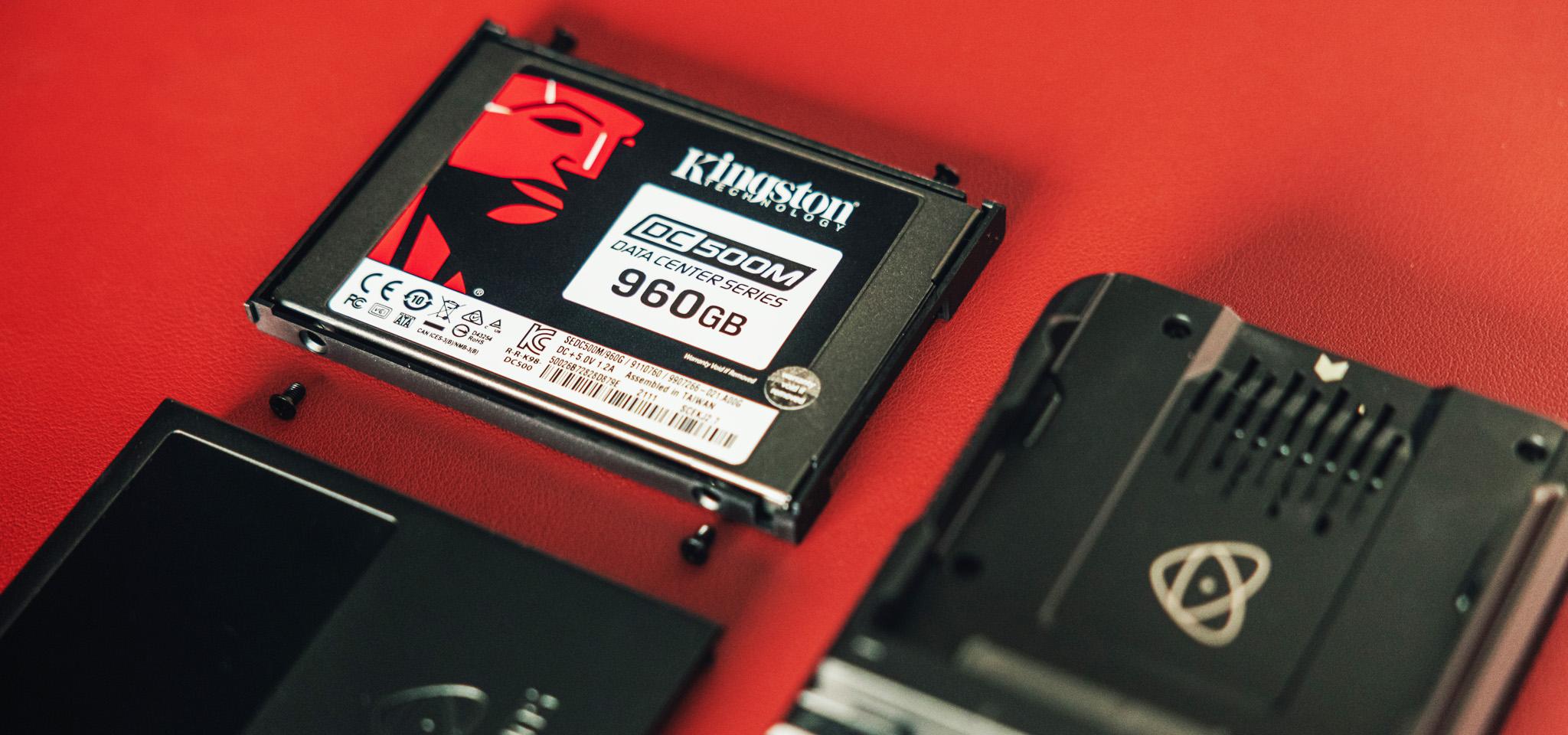 Cámara Canon EOS R5 con sistema Atomos Ninja V