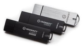 IronKey USB drives