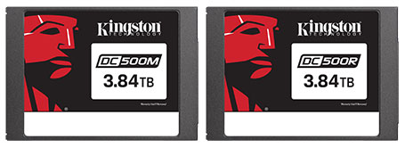 DC500R and DC500R Data Center SSD