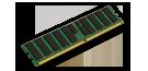 4GB DDR2 400MHz ECC Registered DIMM