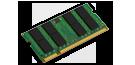1GB DDR2 400MHz Non-ECC Unbuffered SODIMM