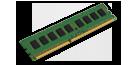 8GB DDR3 1600MHz ECC Unbuffered DIMM
