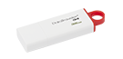 32GB USB 3.0 DataTraveler I G4 (White + Red)