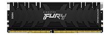 32GB (2x16GB) DDR4 3600MHz CL16 FURY Renegade Black