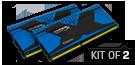 HyperX Predator (T2)           -  16GB Kit*(2x8GB) -  DDR3 2133MHz  CL11 DIMM