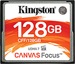 Canvas Focus - 128GB