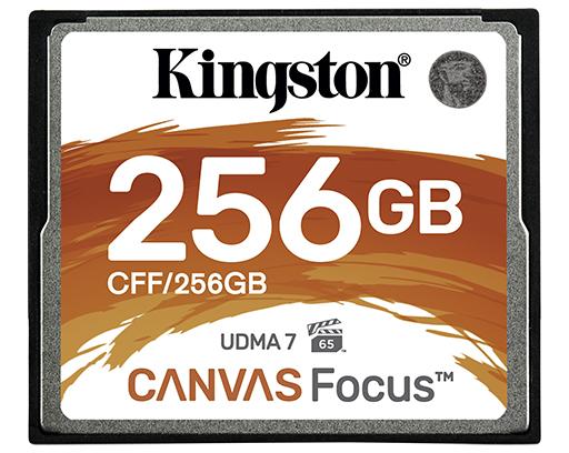 Canvas Focus - 256GB