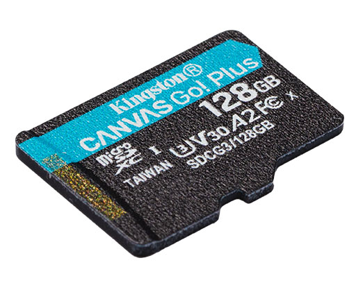100MBs Works with Kingston Kingston 64GB LG VS835 MicroSDXC Canvas Select Plus Card Verified by SanFlash.