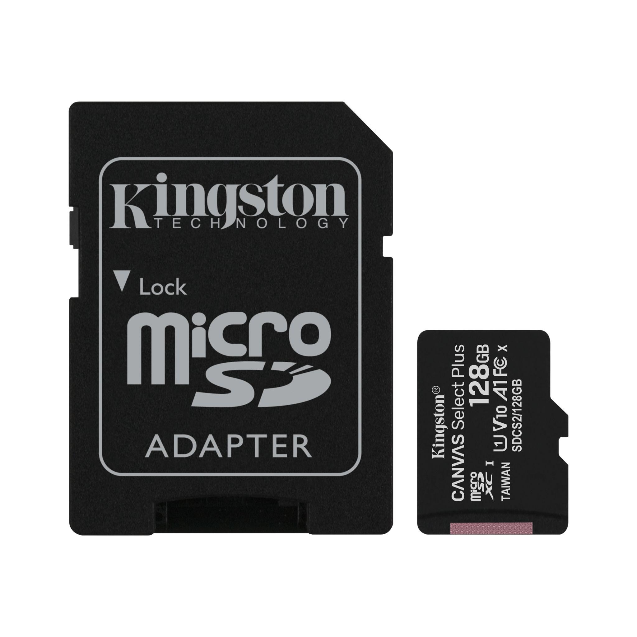 Original tarjeta de memoria Kingston micro SD 8-256 gb para bluboo dual