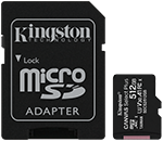 Canvas Select Plus microSD Card