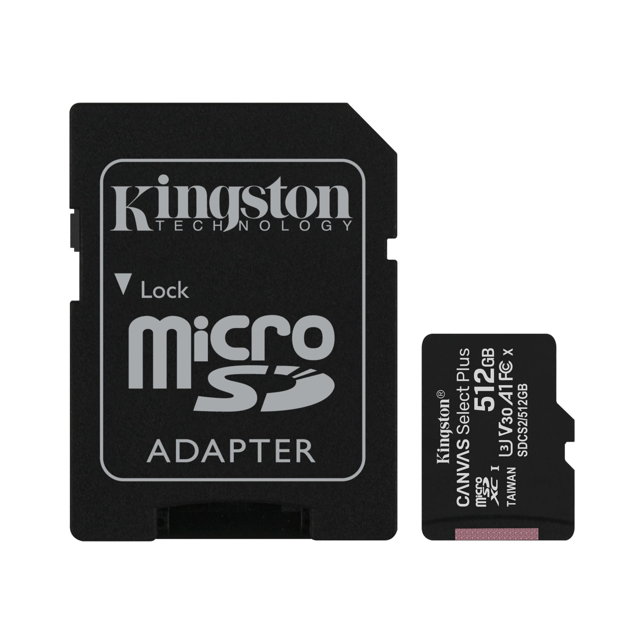 Kingston 512GB LG G Pad X 8.0 MicroSDXC Canvas Select Plus Card Verified by SanFlash. 100MBs Works with Kingston