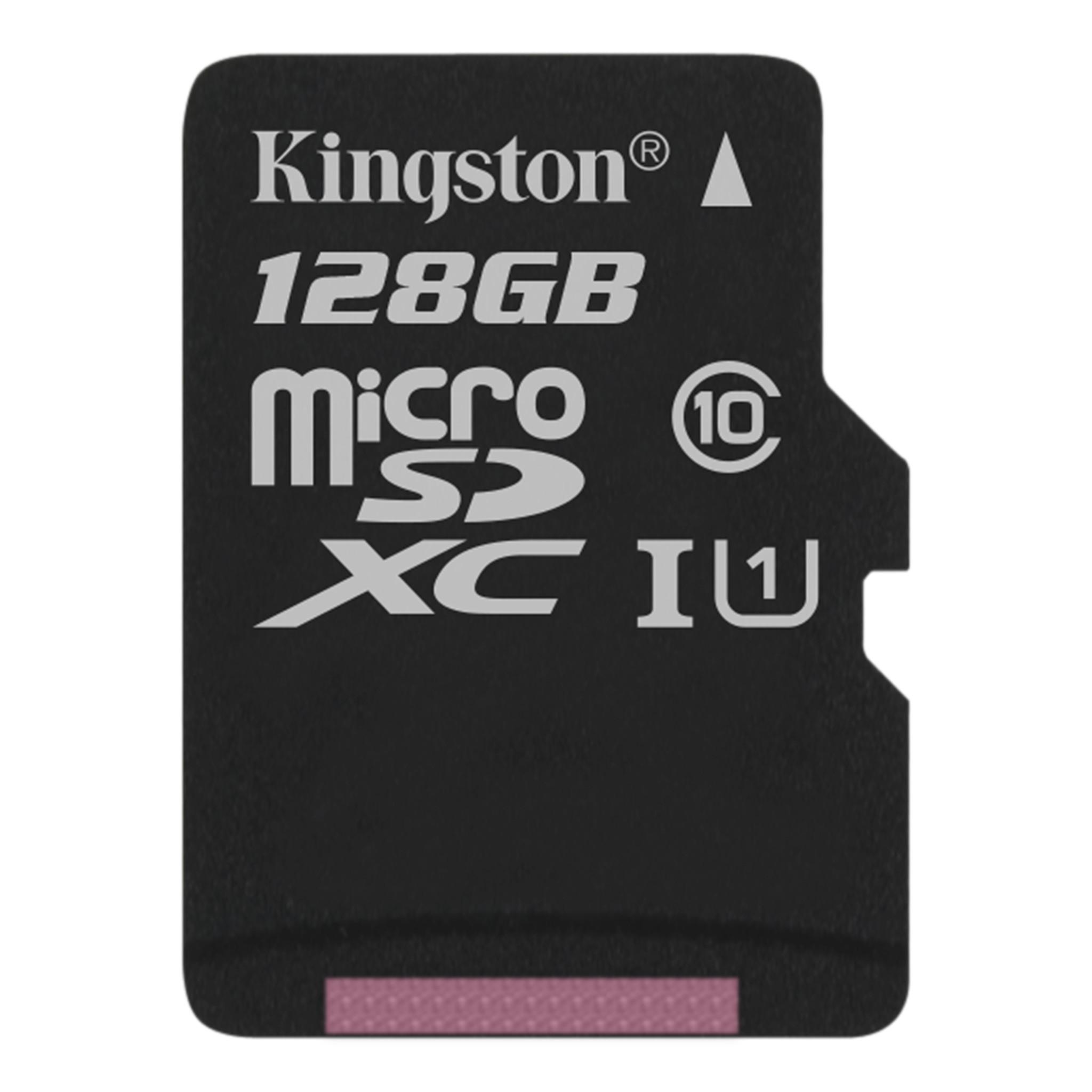 Micro Sd Karte 128gb Test.Canvas Select Class 10 Uhs I Microsd Card