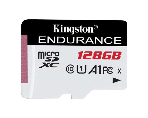 High Endurance microSD Card - 128GB