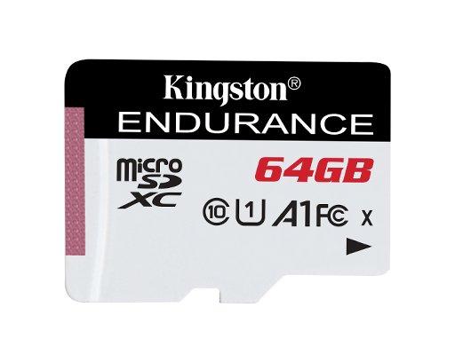 High Endurance microSD Card - 64GB