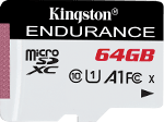 High Endurance microSD Card - 64GB