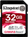 Canvas React - 32GB