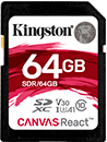 Canvas React - 64GB