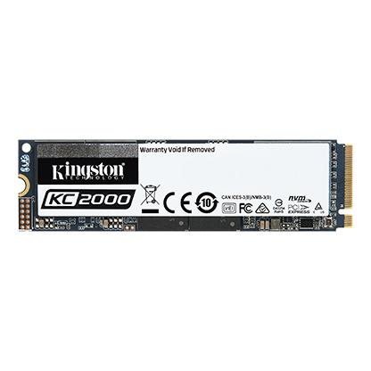 KC2000 SSD