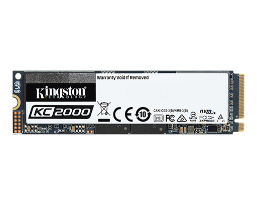 KC2000 SSD - 250GB