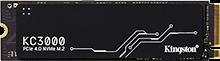 1024G KC3000 PCIe 4.0 NVMe M.2 SSD