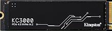 2048G KC3000 PCIe 4.0 NVMe M.2 SSD